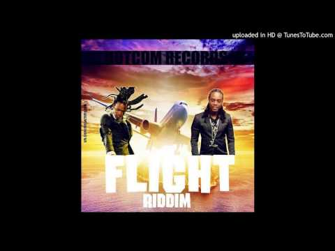 NEW DANCEHALL RIDDIM —- FIRST FLIGHT RIDDIM_MIX {DJ DOTCOM RECORDS} 2015