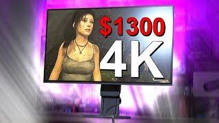 $1,300 4K Monitor, REALLY...?! -- EIZO FlexScan EV2785