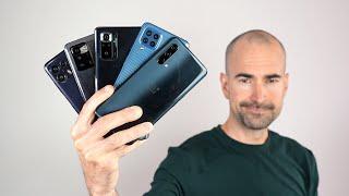 Best Budget Smartphones Under £300 (Autumn 2021)