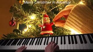 아이유 (IU) - 미리 메리 크리스마스 piano cover