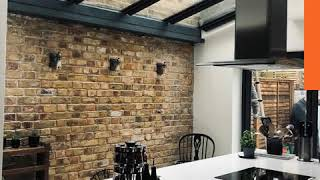 Kitchen Side Extension