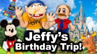 SML Movie: Jeffy's Birthday Trip!