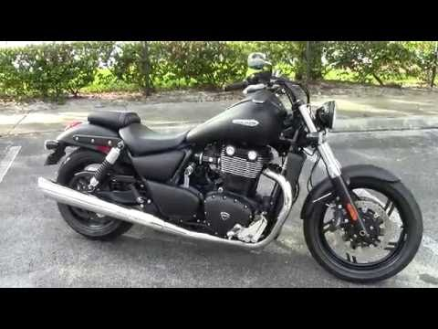2012 Triumph Thunderbird Storm - Quick Review