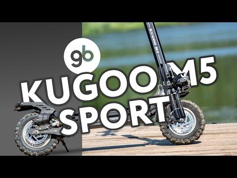 Электросамокат Kugoo M5 Sport