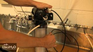 Ideal H2O - Proper RO Membrane Flush Valve Maintenance