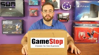 I Ordered Retro Games From GameStop In 2018...And This Is What They Sent Me