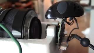 Super powerful telescopic webcam
