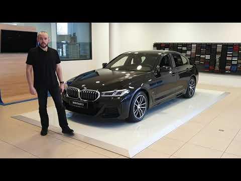 BMW 520d xDrive Sedan, 140kW