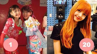 Lisa BLACKPINK Childhood | From 1 To 20 Years Old