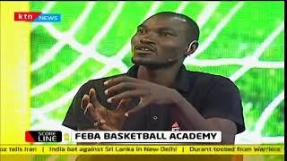 FEBA basketball academy: Scoreline
