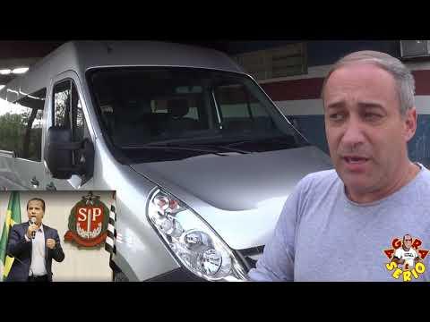 Prefeito Ayres Scorsatto conquista um Van Gigante para o Ambulatório de Juquitiba em parceria com o Deputado Estadual Marcio Camargo e o Vereador Marciano