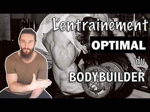 Le système dans le bodybuilding 8 à 8