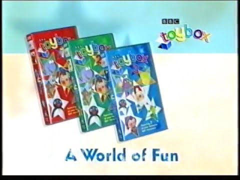 BBC Toybox 1998 Promo