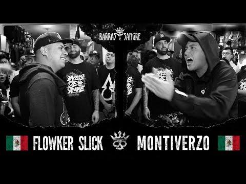 BDS 8: Flowker Slick 🇲🇽 vs Montiverzo 🇲🇽 ( Host: Gino + Trafikante De Almas ) [ Batallas Escritas ]