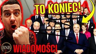 To KONIEC rządu PiS! Polacy pokazali GDZIE ICH MIEJSCE   WIADOMOŚCI
