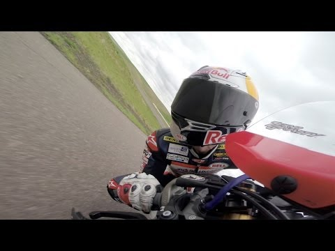 GoPro: RoadRace Factory Test Day with Jake Gagne