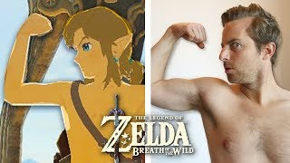 We Train Like Link From Legend Of Zelda