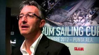 Youtube: Intervista ad Andrea Maffini, Forum Sailing Cup 2012