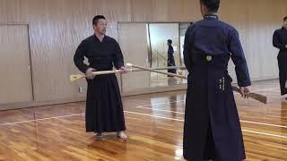 Yamaguchi Sensei Lesson 2: Tsuki Mae Tsuki  Kaeshi Tsuki