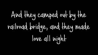 Outlaws - Joe Purdy (Lyrics)