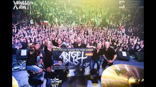 ANGEL DUST - Never (Live) - CAM 2 - USA Atlanta 2017 09 08