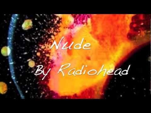 nude radiohead lyric