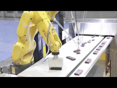 FANUC High-Speed Grouping at Pack Expo 2015