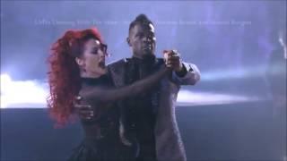 Antonio Brown and Sharna Burgess - Tango