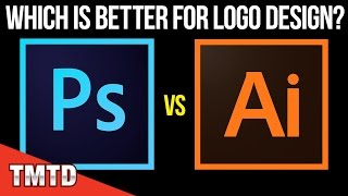 Which is Better for Logo Design? Photoshop or Illustrator?