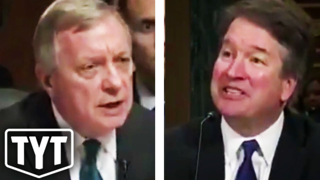 Senator Screaming Match Over FBI Investigation thumbnail