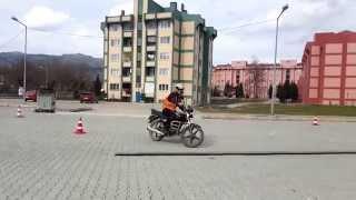 tokat turhal motosiklet ehliyet sınav alanı