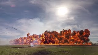 Witness a team of experienced pilots reenact the attack on Pearl Harbor in VR