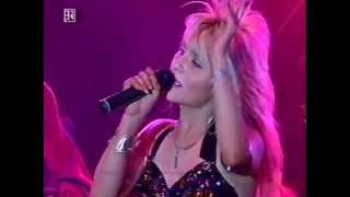 Doro Pesch - Even Angels Cry Live HD