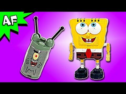 Vidéo LEGO Bob l'éponge 3826 : Bob l'éponge