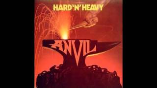 Anvil - Hard 'n' Heavy (Full Album)