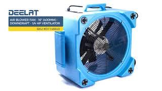 Air Blower Fan - 16