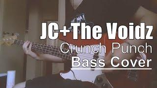 Julian Casablancas+The Voidz - Crunch Punch (Bass Cover)