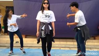 THPT Nguyễn Huệ - ABC(ost I'm Fine Thank You,Love You) dance cover :v