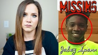 Where Is Jabez Spann??  Missing From Sarasota