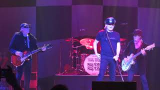 Cheap Trick -  Downed Windsor, Ontario 1-17-2019