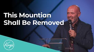 This Mountain Shall Be Removed | Pastor Chris Davis