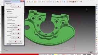 Mastercam X8 - TechTipp - Verketten