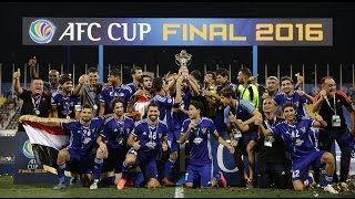 Air Force Club Vs JSW Bengaluru FC (AFC Cup 2016: Final)