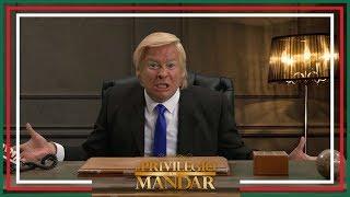 Trump Fired   El privilegio de mandar