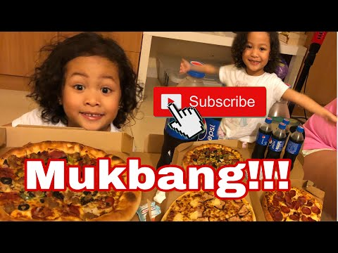 Pizza Mukbang tapos usap konti | Chammy🎀 vlog # 12