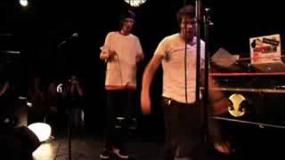 3oh!3 Dance With Me-  Loopt Promo at NonStop Riot Studio
