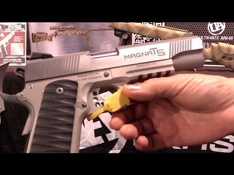 World's First Magnesium 1911 Pistol