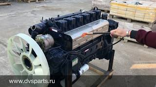 видео товара Двигатель weichai wp12.420 (евро-2)