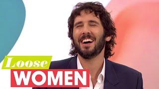 Josh Groban On Being A Nerd | Loose Women