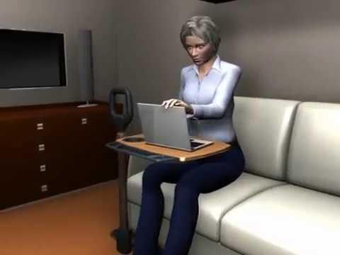 Video carica larticolazione della spalla